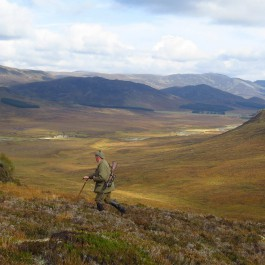 Großbritannien-Jagdland-Jagdreise