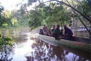 Kamerun Jagdgebiet Jagdland