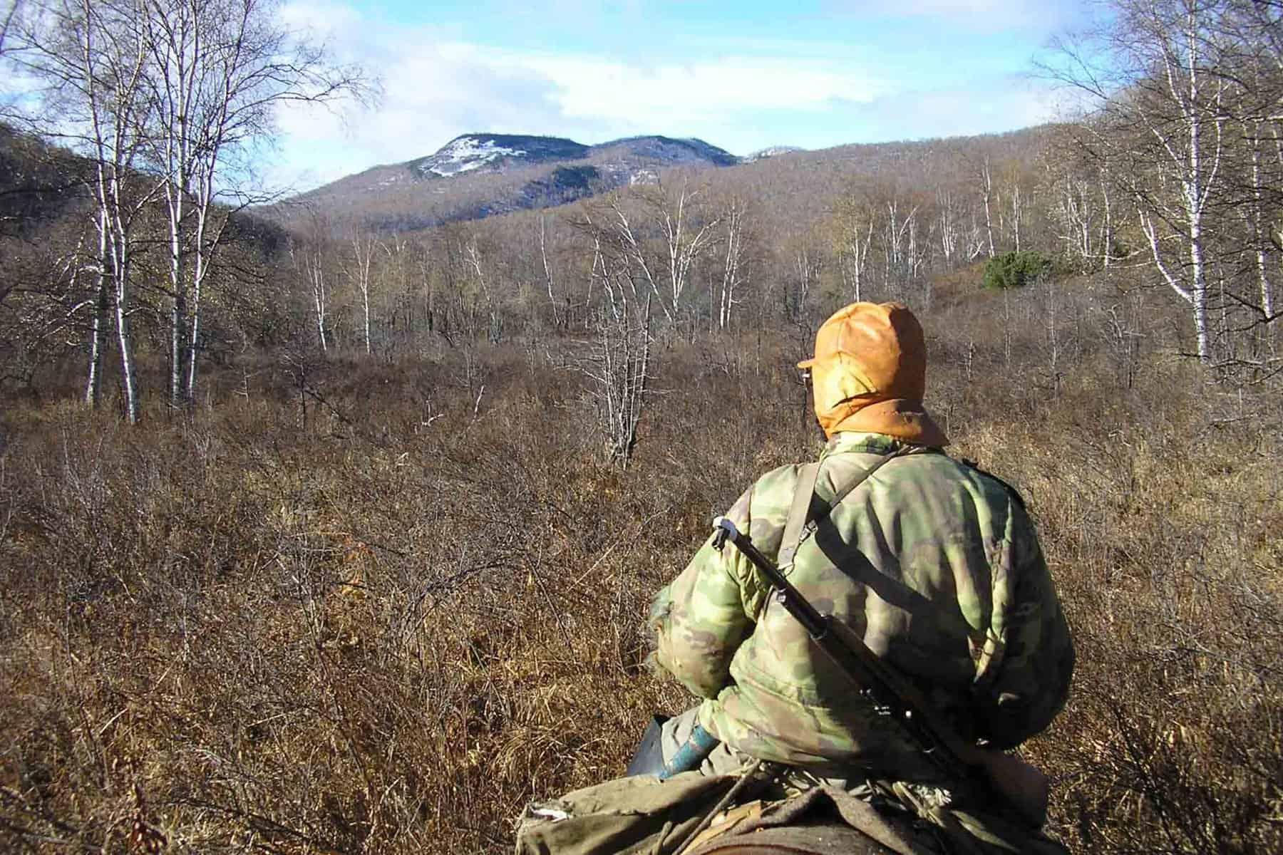 Jagdreise-Kamtschatka