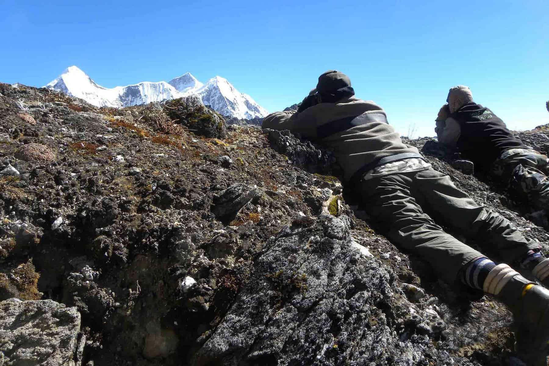 Jagdreise-Nepal