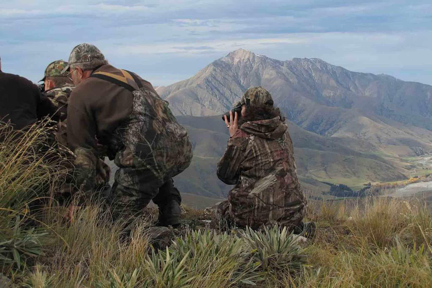 Jagdreise-Neuseeland